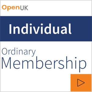 Application for individual membership